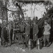 Küstenmörser sul Carso 06/09/1917