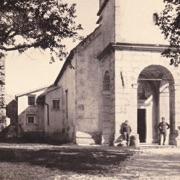 Soldati sulla Rocca di Monrupino